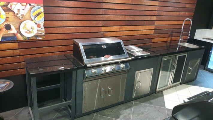Beefeater artisan outdoor kitchen